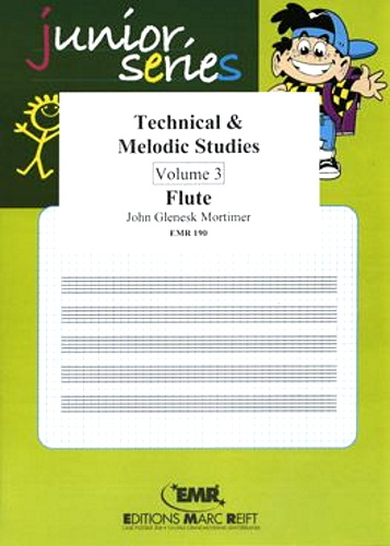 TECHNICAL & MELODIC STUDIES Volume 3