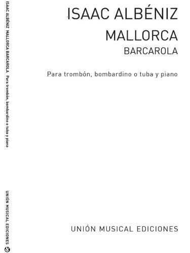MALLORCA, BARCAROLA Op.202