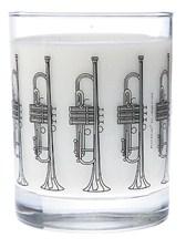 GLASS TUMBLER Trumpet