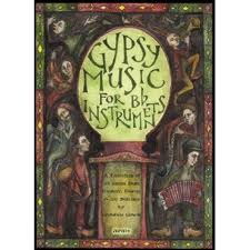 GYPSY MUSIC for Bb instruments + CD