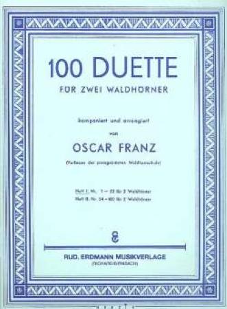 100 DUETS Volume 1