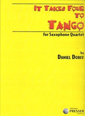 IT TAKES FOUR TO TANGO (score & parts)