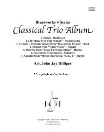 CLASSICAL TRIO ALBUM