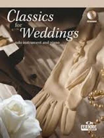 CLASSICS FOR WEDDINGS + CD