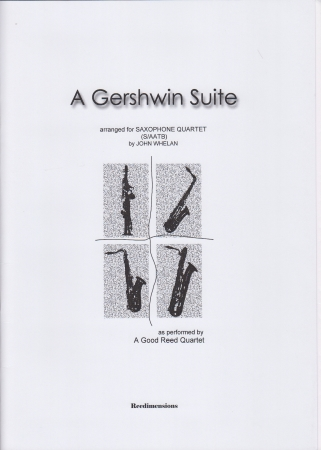 A GERSHWIN SUITE (score & parts)