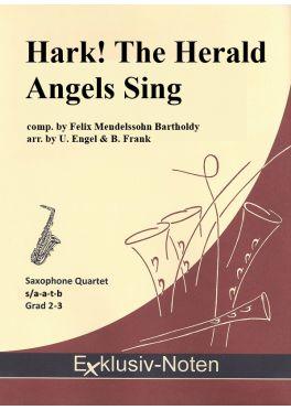 HARK! THE HERALD ANGELS SING (score & parts)