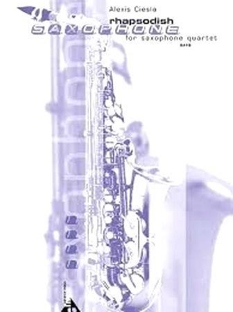 RHAPSODISH (score & parts)