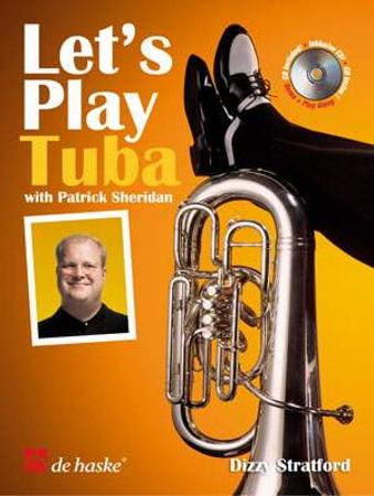 LET'S PLAY TUBA + CD (Tuba in C)