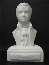 COMPOSER BUST Mozart (Porcelain)