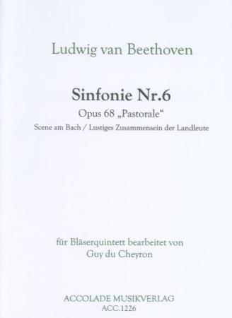 SYMPHONY No.6: Scene am Bach score & parts