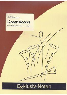 GREENSLEEVES (score & parts)