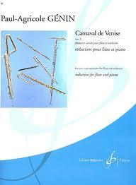 CARNAVAL DE VENISE Op.14