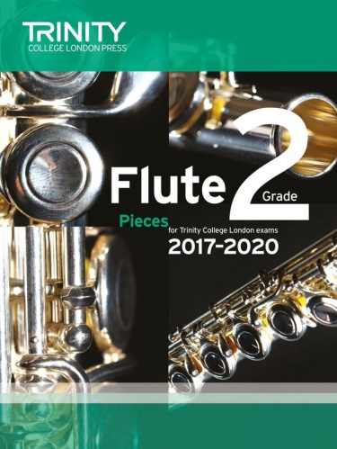 FLUTE PIECES 2017-2020 Grade 2 (score & part)