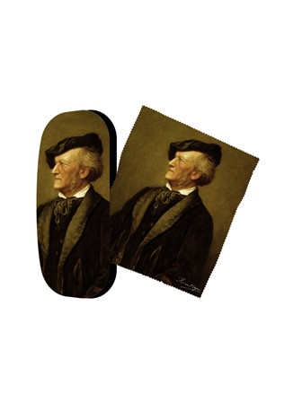 SPECTACLE CASE Wagneri (Portrait)