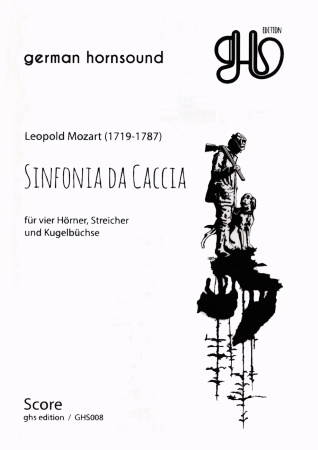 SINFONIA DA CACCIA (score & parts)