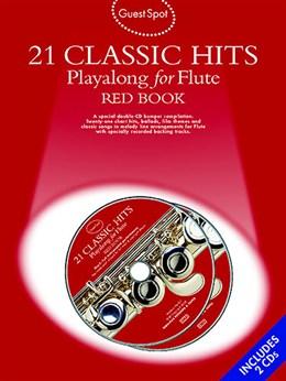 GUEST SPOT: 21 Classic Hits Playalong + 2CDs