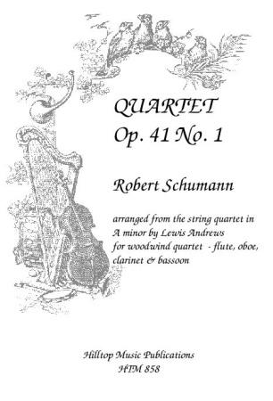 QUARTET Op.41 No.1