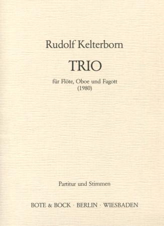 TRIO 1980 score & parts