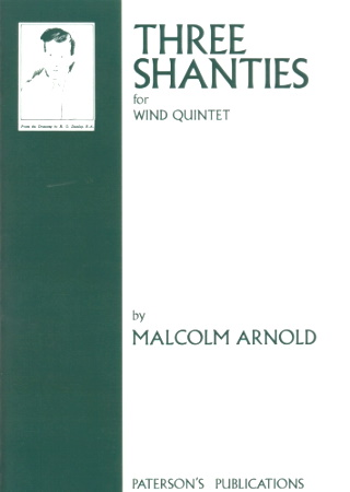 THREE SHANTIES (set of parts)