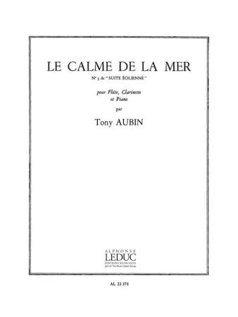 LE CALME DE LA MER No.3 from 'Suite Eolienne'