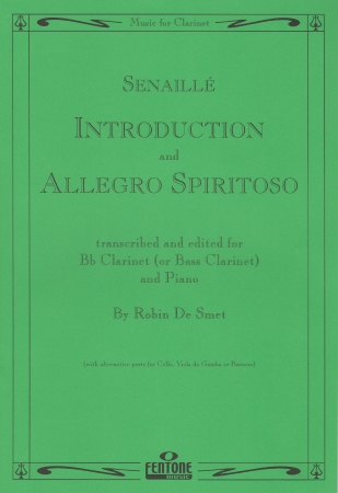 INTRODUCTION AND ALLEGRO SPIRITOSO