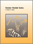 KENDOR RECITAL SOLOS + CD