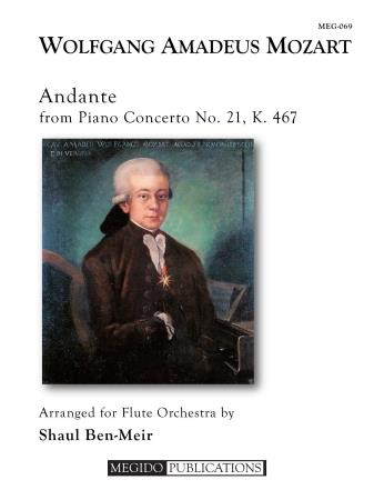 ANDANTE from Piano Concerto No.21