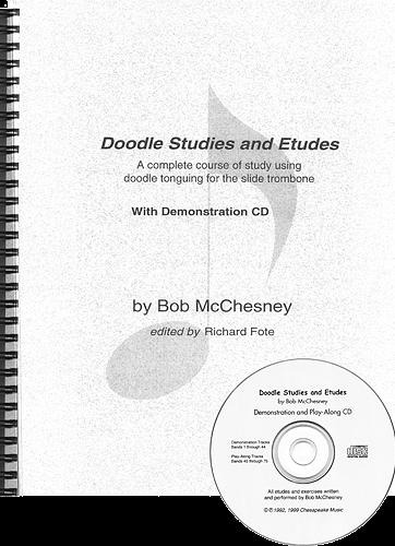 DOODLE STUDIES AND ETUDES + CD