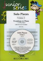 SOLO PIECES + CD Volume 2