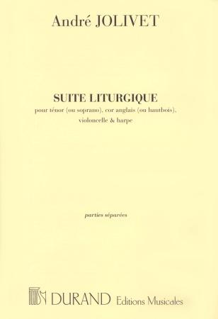 SUITE LITURGIQUE parts