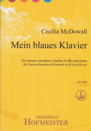 MEIN BLAUES KLAVIER