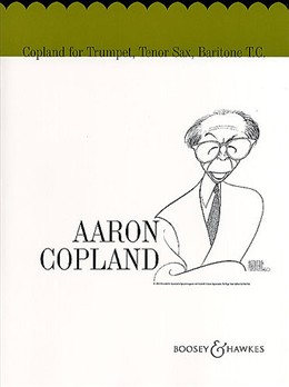 COPLAND FOR TRUMPET/TENOR SAX/BARITONE