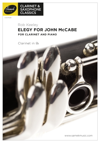 ELEGY FOR JOHN McCABE
