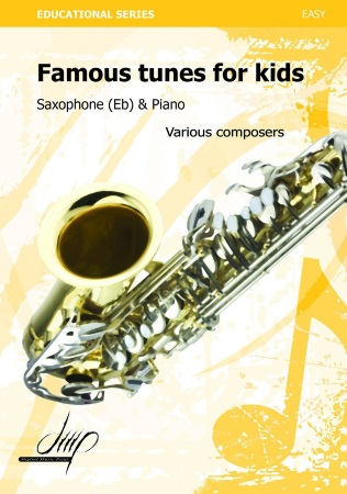 FAMOUS TUNES FOR KIDS Book 1