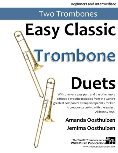 EASY CLASSIC TROMBONE DUETS