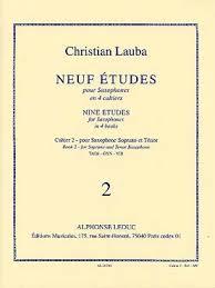 NEUF ETUDES 2