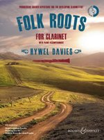 FOLK ROOTS for Clarinet + CD