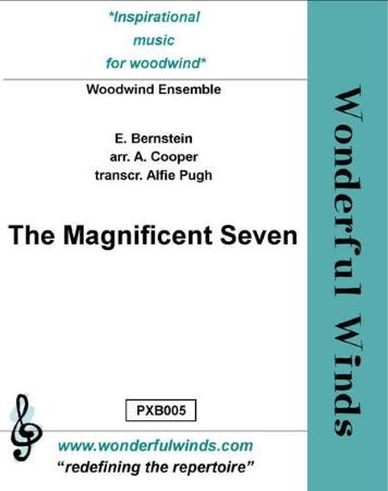 THE MAGNIFICENT SEVEN score & parts