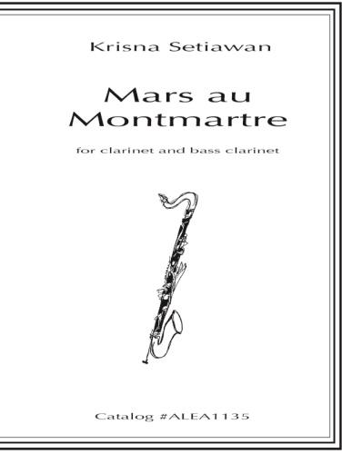 MARS AU MONTMARTRE
