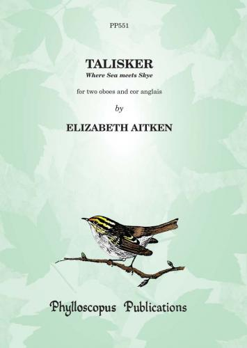 TALISKER Where Sea Meets Skye (score & parts)