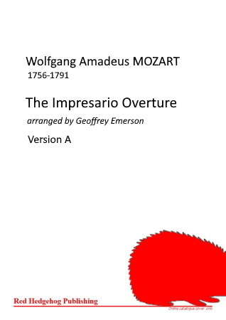 THE IMPRESARIO K486 Overture (Version A)