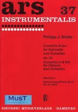CONCERTO in Bb major Op.24