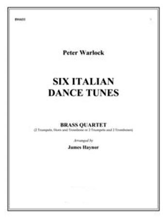 6 ITALIAN DANCE TUNES