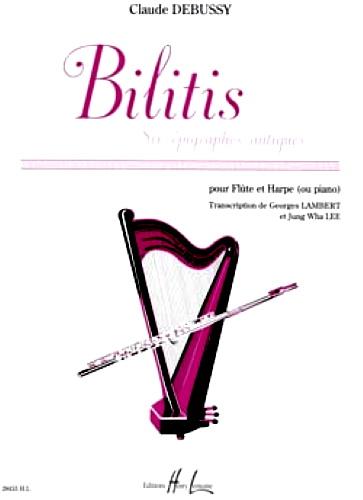 BILITIS 6 Epigraphes Antiques