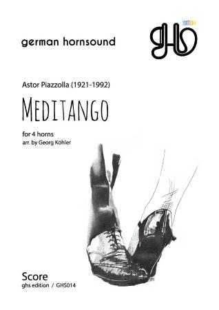 MEDITANGO (score & parts)