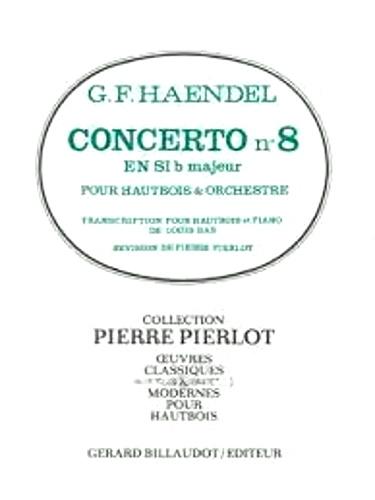 CONCERTO No.8 (No.1) in Bb major