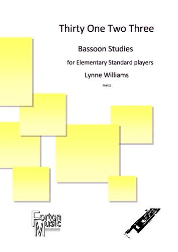 THIRTY ONE TWO THREE Bassoon Studies