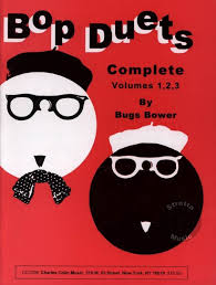 BOP DUETS COMPLETE bass clef instruments