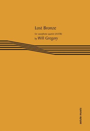 LOST BRONZE (score & parts)