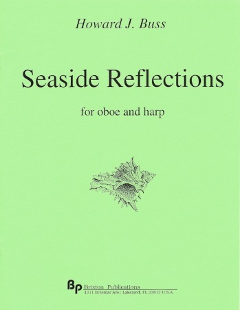 SEASIDE REFLECTIONS (with harp)